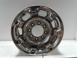 12 16 Ford F350 Super Duty 18x8 Single Aluminum Chrome Clad Wheel Oem