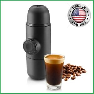 Espresso Machine Bar Hand Press Pump Americano Coffee Maker Cup Coffee Capsule C