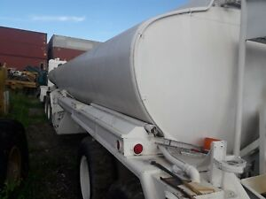 Stainless Steel Semi trailer Fuel Tank Brand New 2008