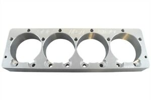 Ict Billet 551376 Engine Block Torque Plate Small Block Chevy Bore 4 20 In 1 6