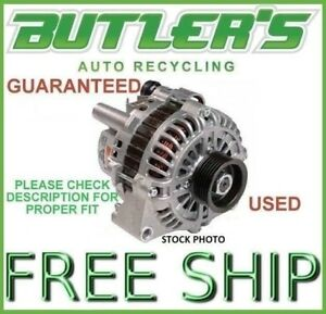 Civic Alternator Nippondenso Manufacturer 92 95 Oem Generator Factory