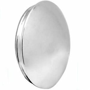 U S Wheel C120 Baby Moon Center Cap Fits Rallye Wheels Chrome Sold Individuall