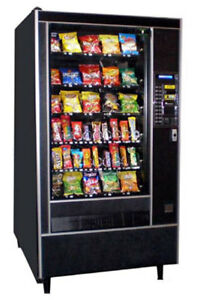 Automatic Products Model 113 Snack Vending Machine Completely Refurbished