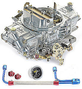 Holley 0 4778sk1 Zinc Coated Double Pumper Carburetor Kit