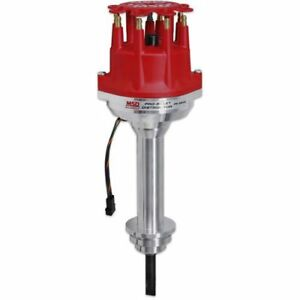 Msd Ignition 8546 Pro Billet Small Cap Distributor