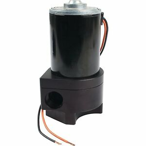 Allstar Performance All31120 Electric Water Pump Remote Mount 25 Gpm Draws 8 Amp