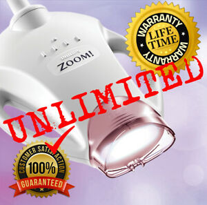 Unlimited Light Guide chip For Philips Zoom discus Dental Teeth Bleaching Lamp