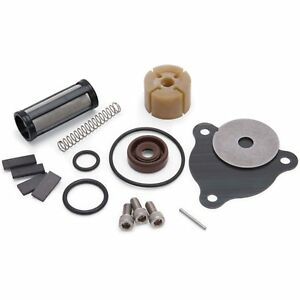 Edelbrock 178060 Quiet Flo Electric Fuel Pump Rebuild Kit 160 Gph Series Fuel Pu