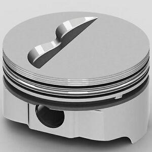 United Engine Machine Ic9941 030 Chevy 400ci Fhr Forged Pistons