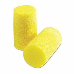 310 1101 Classic Plus Disposable Foam Uncorded Earplugs