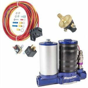Magnafuel Mp 4450k1 Magnafuel Prostar 500 Electric Fuel Pump Kit Up To 2000 Hp 2