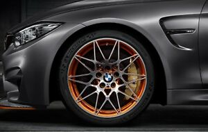 New Bmw M3 M4 Staggered 19x8 5 9 5 5x120 35 38 Gts Style Wheels set Of 4