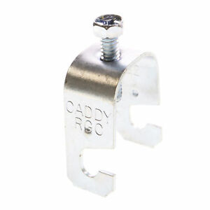 Erico Caddy Rgc Grid Clamp 8 4 Stranded Wire To 3 4 1 Post 100 pack