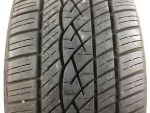 Used P225 40r18 92 Y 6 32nds Continental Controlcontact Sport A s