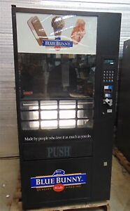 Fastcorp Ice cream Vending Machine Food Automation System Model F631 S3740