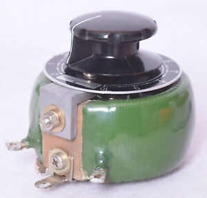 Jrm Ceramic Potentiometer Variable Linear Pot Resistor Rheostat 100w