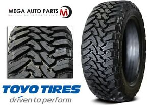 1 New Toyo Open Country Mt 38x15 50r20 125q 8p D Load All Terrain Mud Tires