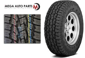 1 New Toyo Open Country A T Ii P245 65r17 105t All Terrain On Off Road Tires