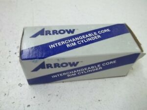 Arrow 16rcr 27 26d Interchangeable Core Rim Cylinder New In Box