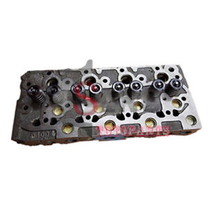 6598127 Complete Cylinder Head With Valves For Bobcat 743