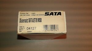 Sata Jet Nozzle Set B msb Part 04127