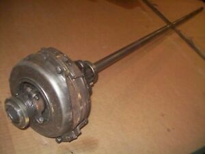 Oliver 77 super77 Farm Tractor Live Power Shaft With Pto Clutch Pack