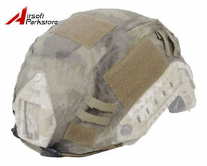 Emerson Tactical Military Helmet Cover A-TACS for Ops-Core Fast Helmet BJPJMH