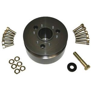The Blower Shop 4231 Accessory Pulley Big Block Chevy Diameter 6 0 Width 2 750