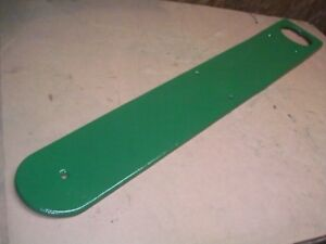 Oliver 99 super99 Farm Tractor Factory Original Hood Center Strip