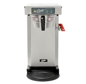 Curtis Tlp12a19 Low Profile 19 Automatic Airpot Brewer Stainless Steel