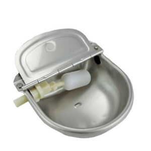 Animal Automatic Water Feeder Trough Bowl Cattle Horse Goat Sheep Dog