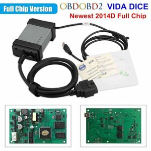 Multilanguage Vida Dice 2014d For Volvo Full Chip Scanner Obd2 Diagnostic Tool 5