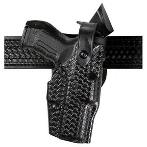Safariland 6360 77 81 Duty Holster Black Bw Rh Fits Sig P220