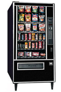 Usi Model 3014 Snack Machine Completely Refurbished Machine