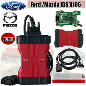 Vcm Ii Obd2 Car Diagnostic Scanner Tool For Ford V106 For Mazda Vcm Ii Ids Xt
