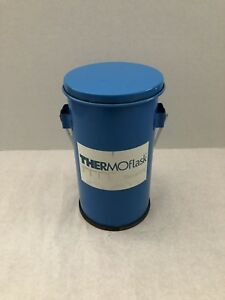 Thermolyne Thermo Flask Cat No 2119 2 Liters Dewar With Lid And Handle
