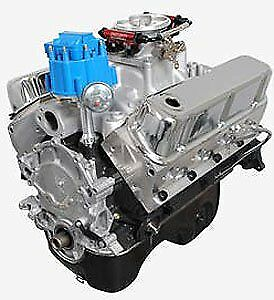 Blueprint Engines Bp3474ctf Small Block Ford 347ci Stroker Dress Engine