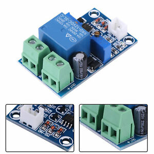Battery Low Voltage Cut Off Automatic Switch On Recovery Protection Module Board