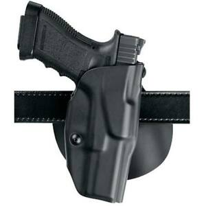 Safariland 6378 320 411 S w 5946 Als Paddle Holster Rh Laminate Black Stx