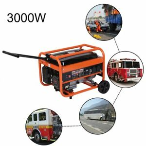 1 5l Heavy Duty Portable Low Noise 4 stroke Petrol Generator Gasoline Engine Z