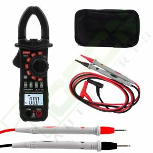 3 3 4 Digit Lcd Display Clamp Meter Testing Ac dc Voltage And Current Multimeter