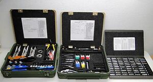 Daniels Dmc63 M1ipm1m1a1 Main Battle Tank Maintenance Electrical Repair Kit