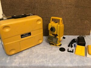 Topcon Gts 249nw Total Station gts 240nw Series