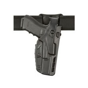 Safariland 7285 83 411 Low ride Duty Holster Stx Plain Rh Fits Glock 17