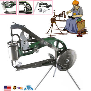 New Manual Industrial Shoe Making Sewing Machine Shoes Repairs Sewing Usa Stock