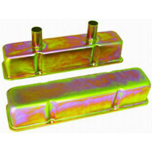 Rpc R7215z Steel Circle Track Baffled Valve Covers