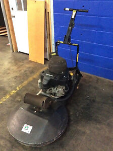 Minuteman M220028k17a Mirage 28 Propane Floor Buffer Burnisher 17 Hp