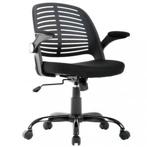 Ergonomic Computer Office Chair Executive Rolling Swivel Desk Chairs With Arms