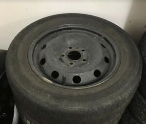 Rims And Tires 195 65r15