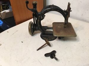 Antique B Eldredge Sewing Machine Similar To Willcox Gibbs